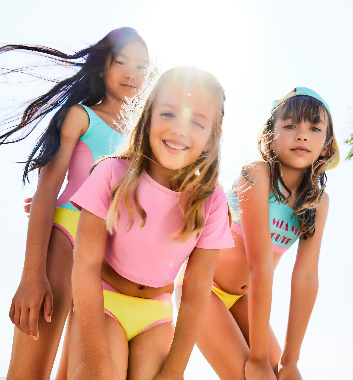 culetin bikini Kekai Kids