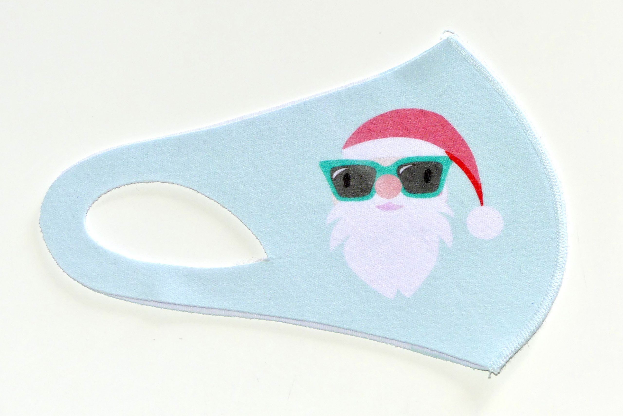 XMAS Limited Edition, Santa's Mask