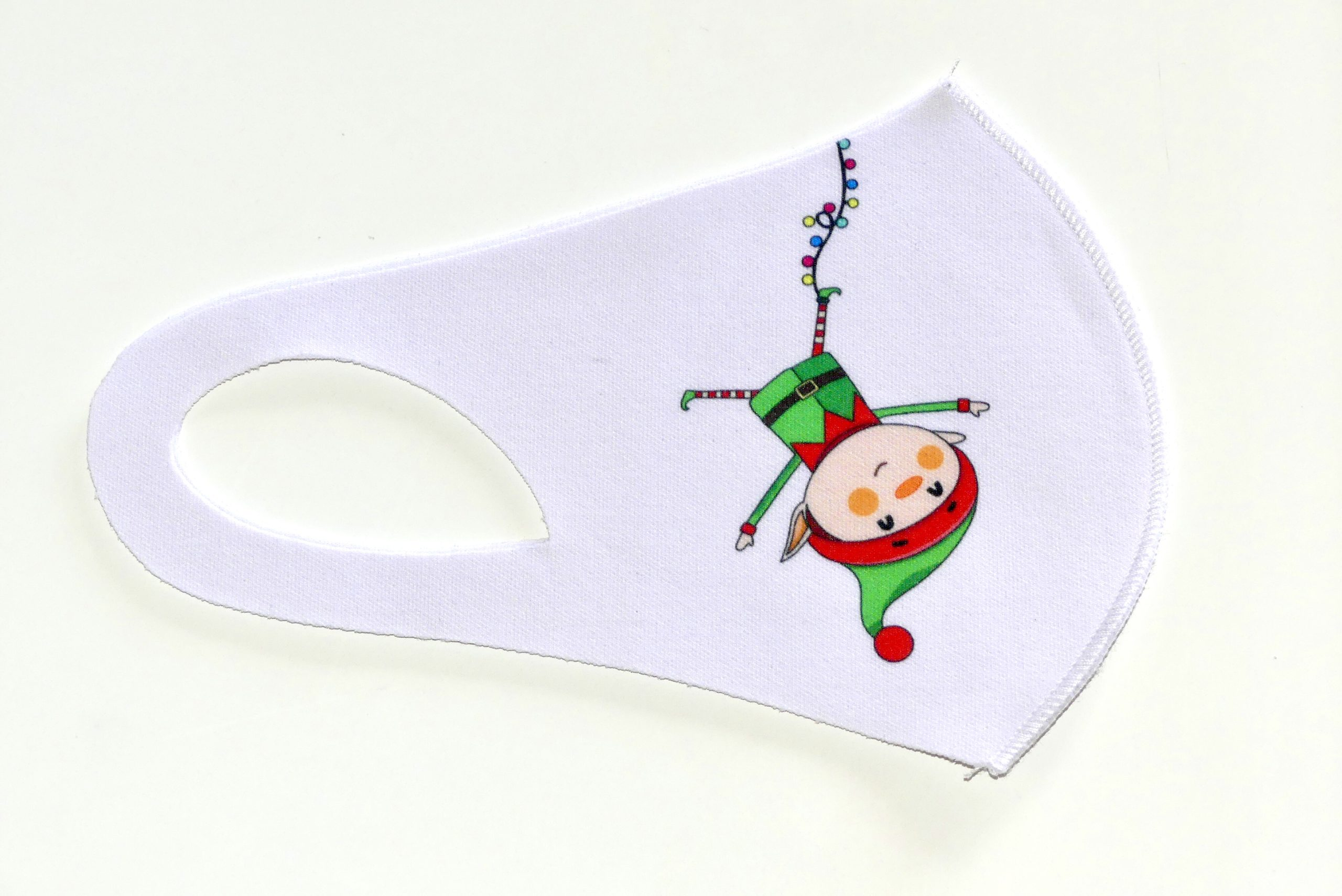 XMAS Limited Edition, ELF Mask